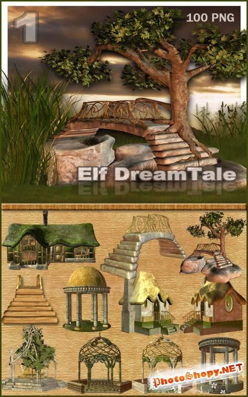 Клипарт - Мечта сказки