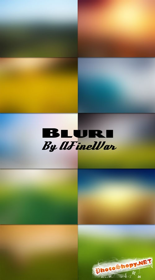 Bluri Textures Pack