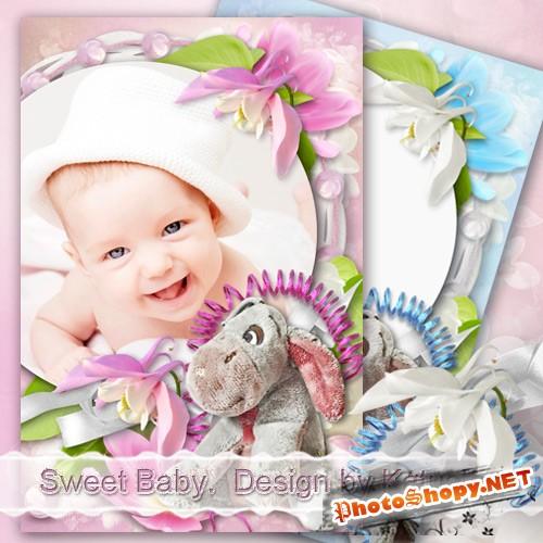Фоторамки для маленьких - Sweet Baby