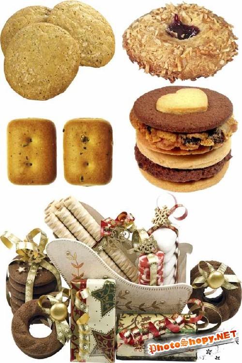 Фотосток: печенье и крекеры (вторая часть)
