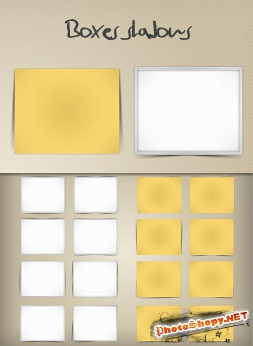 Designtnt - Box Shadows