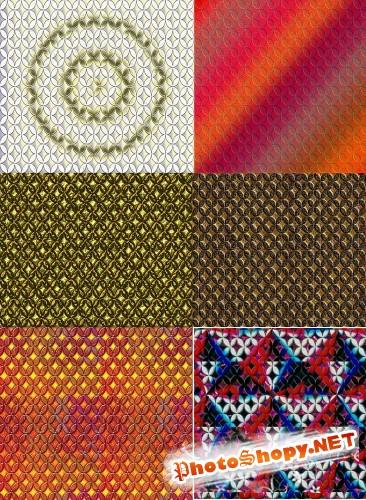 Текстуры с окружностями в виде элипса