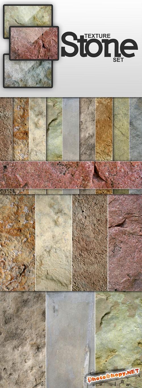 Designtnt - Stone Textures Set