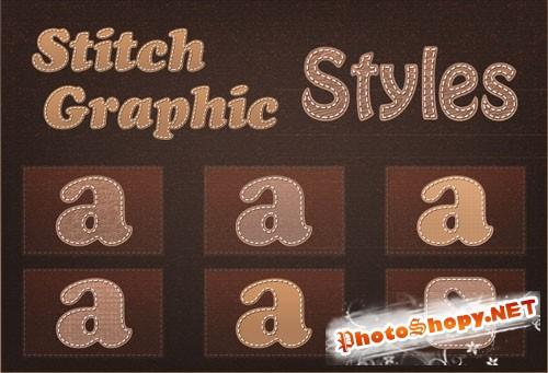 Designtnt - Stitch Ai Graphic Styles
