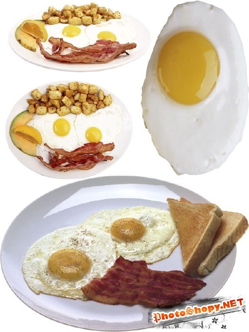 Завтрак - яичница