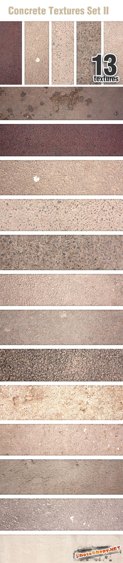 Designtnt - Concrete Textures Set 2