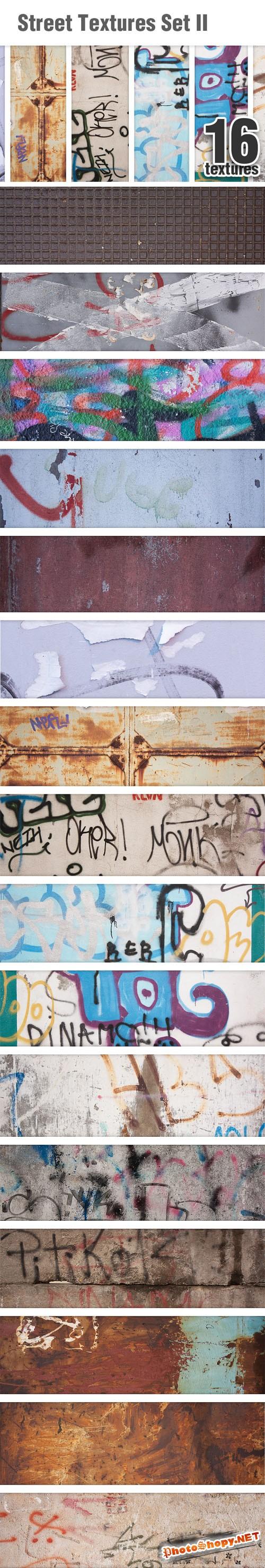 Designtnt - Street Textures Set 2