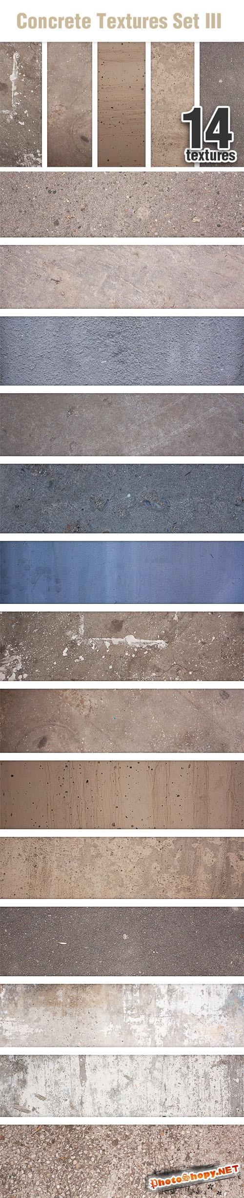 Designtnt - Concrete Textures Set 3