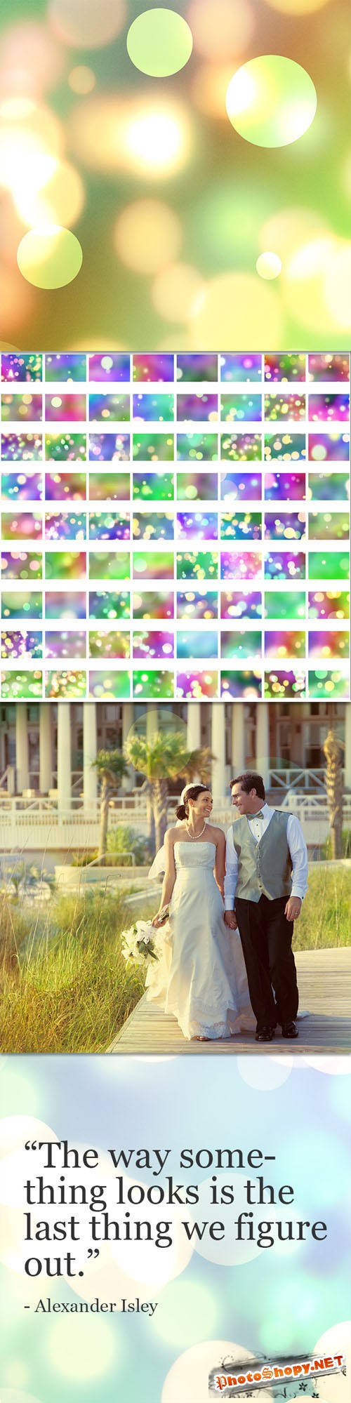 15 Vibrant Bokeh Backgrounds