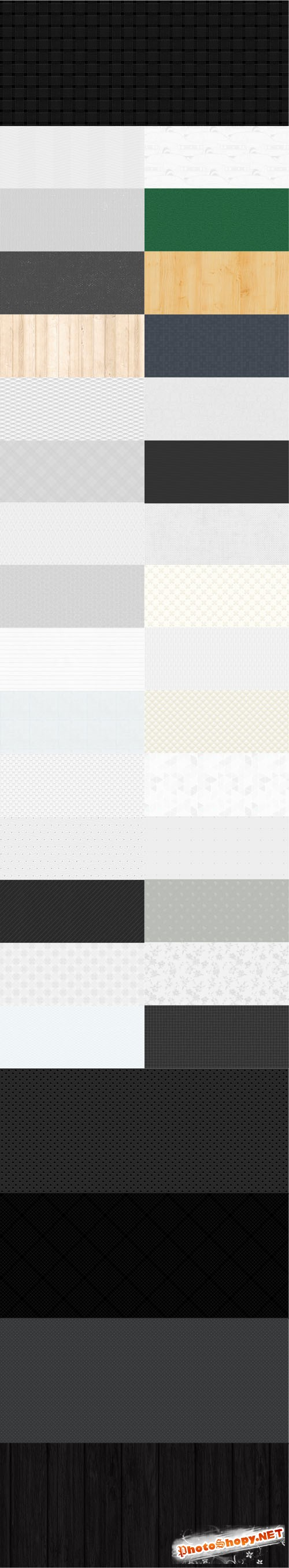 Colourful Photoshop Patterns Pack