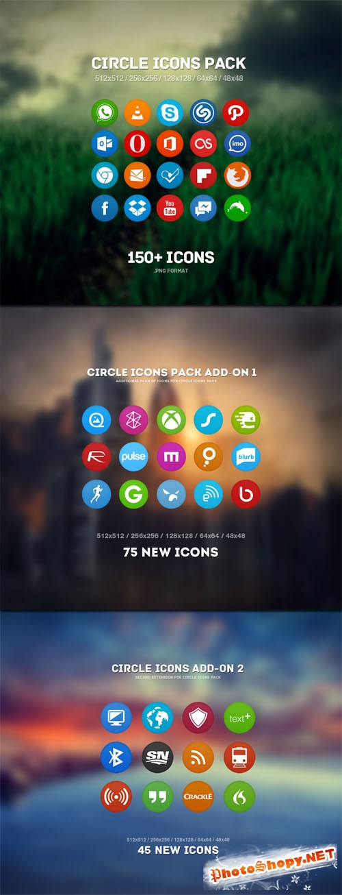 TripPhotos iPhone 5 app PSD template