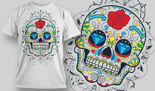 T-Shirt Vector Design 623