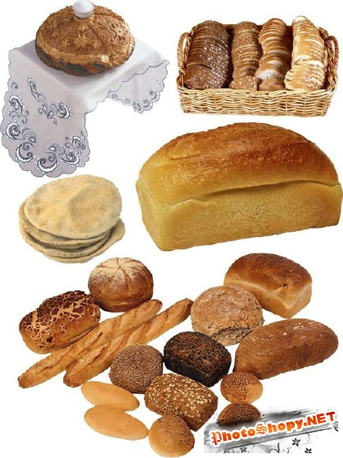 Хлеб, буханка, каравай, лаваш, сухарики - фотосток