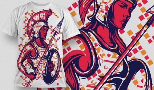T-Shirt Vector Design 630