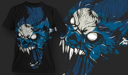 T-Shirt Vector Design 628