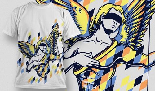 T-Shirt Vector Design 639