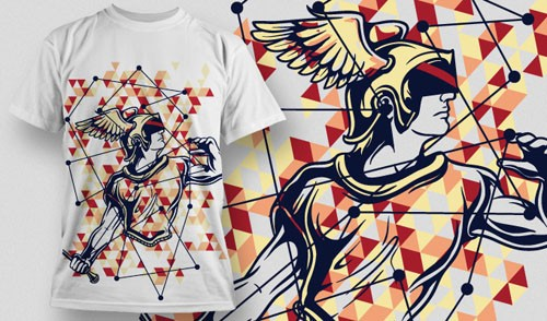 T-Shirt Vector Design 635