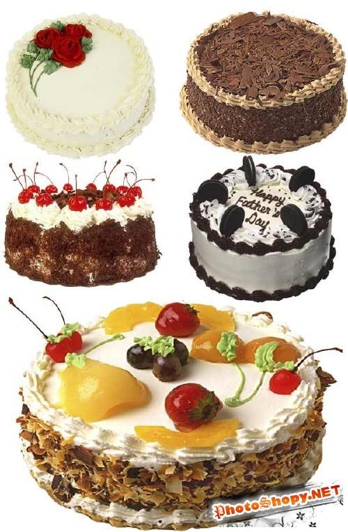 Сладкие торты - подборка стоковых изображений