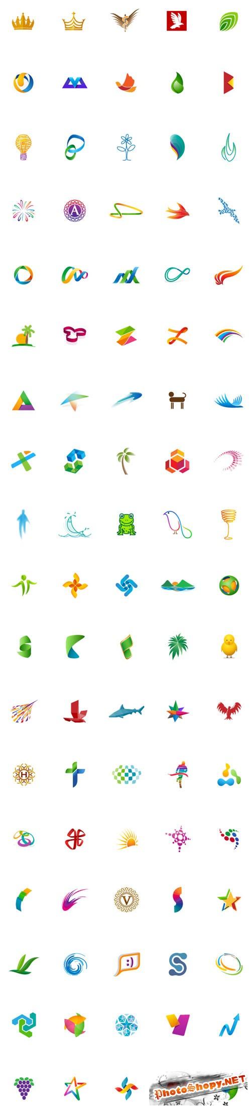 100+ Vector Logo Objects