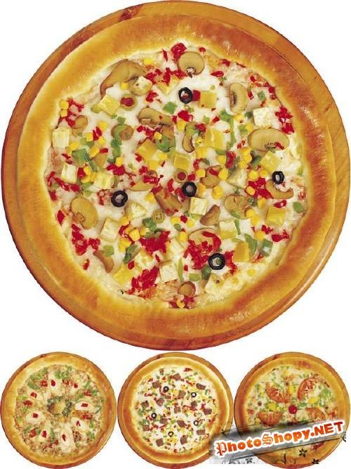 Фотосток: фаст фуд - пицца (часть третья)