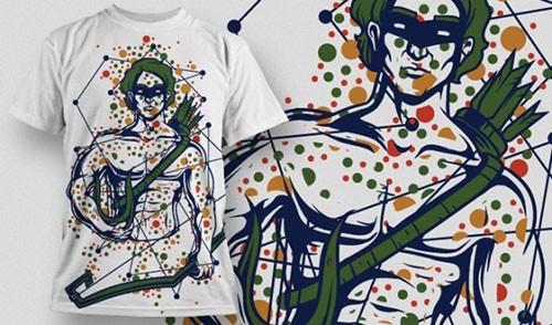 Vector T-shirt Design Pack 633