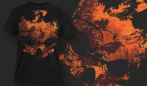 Vector T-shirt Design Pack 625