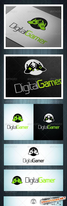 GraphicRiver - DigitalGamer 5450467