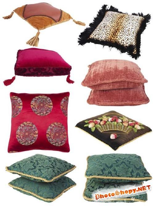 Фотосток: подушки (часть третья)