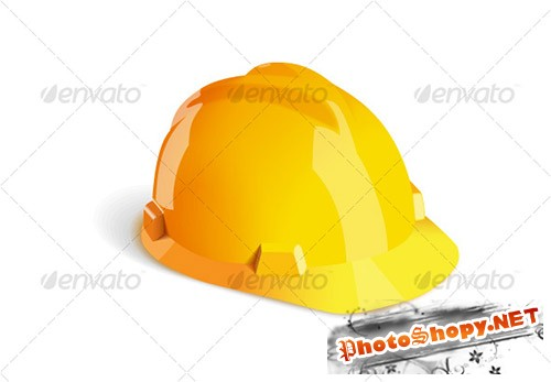 GraphicRiver - Building helmet 47681