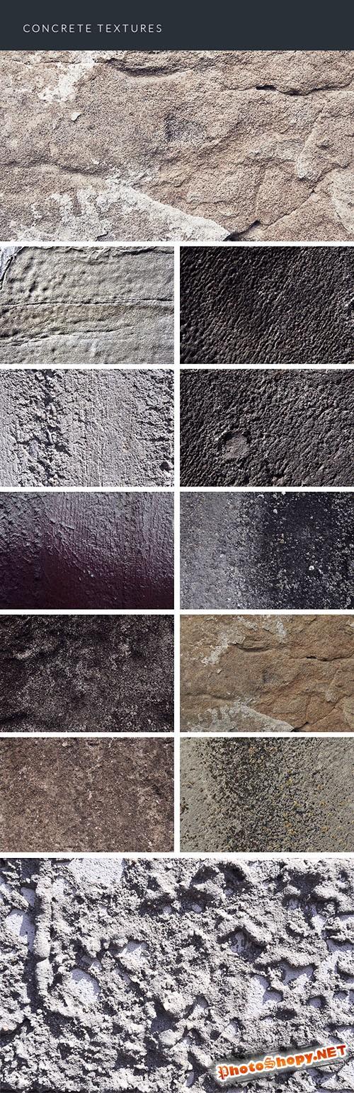 Designtnt - Concrete Textures